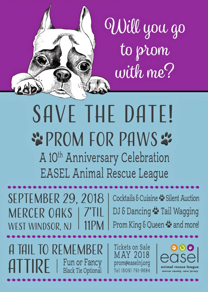 Prom For Paws Benefit